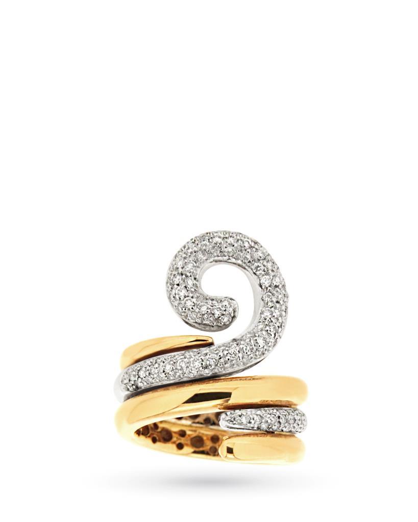 Anello Nouvelle Bague in oro e diamanti  - LA NOUVELLE BAGUE