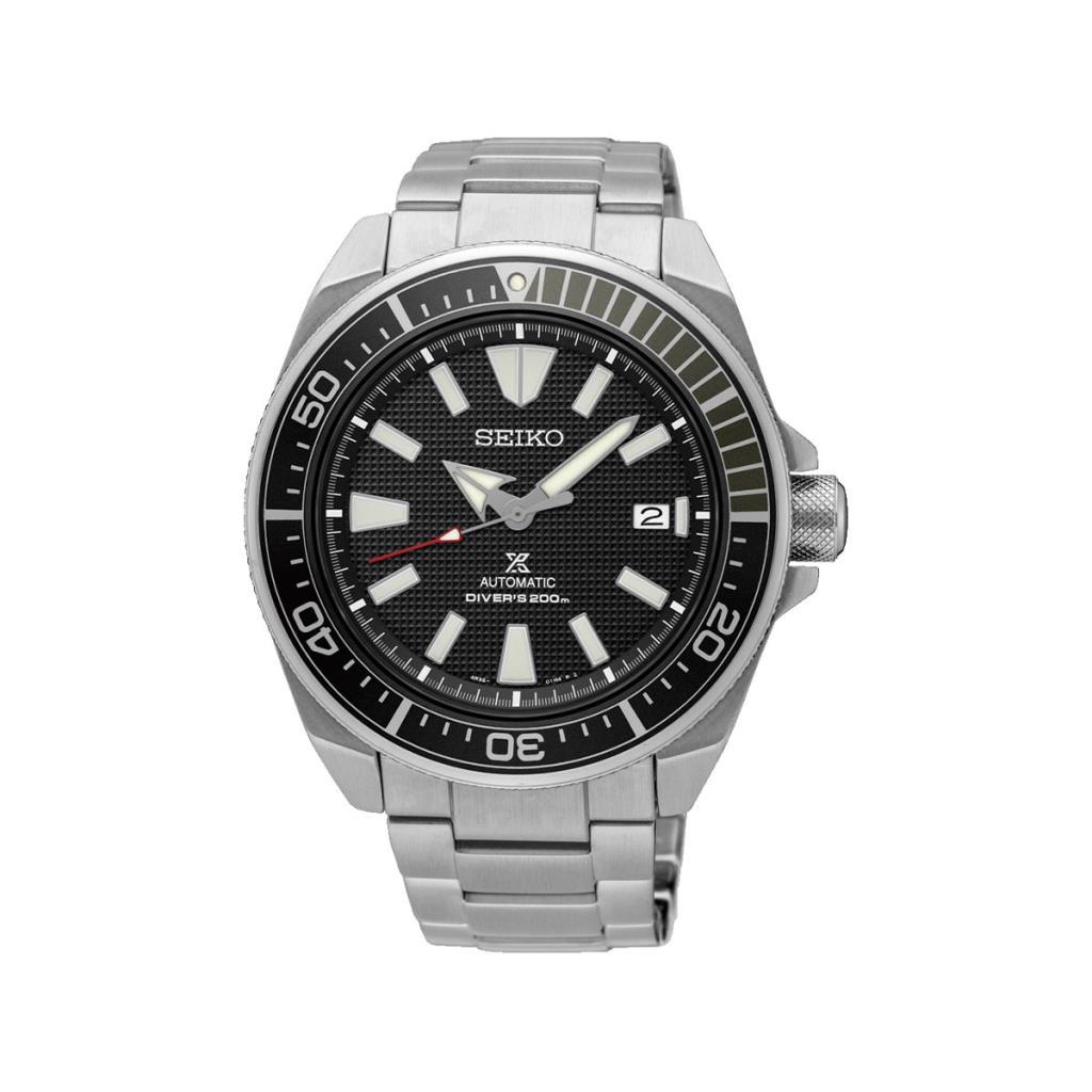 Orologio da uomo Seiko Prospex Automatico sub 200m nero - SEIKO